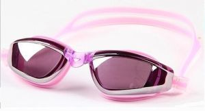 Wide View Anti-Fog Swimming Goggles for Adult and Kids pictures & photos