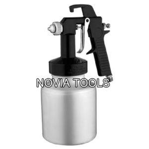 Bleeder Design Pressure Feed Low Pressure Spray Gun 112 pictures & photos