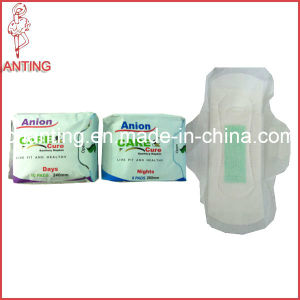 Anion Sanitary Napkin for India, High Quality Breathable Sanitary Pads, Sanitary Chips Supplier pictures & photos