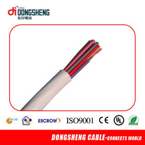 4 Core Telephone Flat Cable with CE RoHS ISO pictures & photos