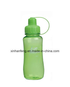 Polycarbonate Bicycle Water Bottle (HBT-009) pictures & photos