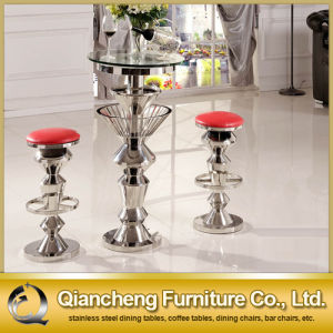 Wholesale Price Bar Stool with Bar Table pictures & photos