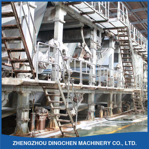 High Strength 1800mm Fourdrinier Corrugate Paper Fluting Paper Making Machine pictures & photos