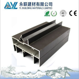 High Quality 6063-T5 Aluminium Profile for Windows and Doors pictures & photos