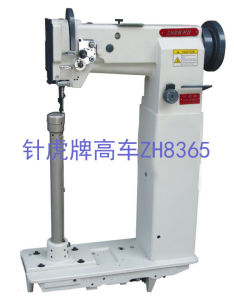 Zhenhu Single Needle Compound Feed Small Cylinder Bed Sewing Machine (ZH8365) pictures & photos