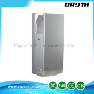 UV Lamp Hygiene Airblade Dual Hand Dryer for Sanitary Wares
