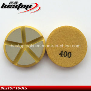 D80mm Ceramic Bond Grinding Pad for Scratch Quickly Removing pictures & photos