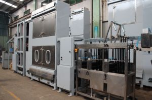 High Temp Heavy Duty Webbings Continuous Dyeing&Finishing Machine pictures & photos