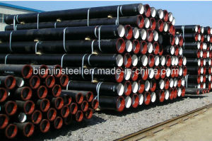 Gas Supply Usage Ductile Cast Iron Pipe pictures & photos