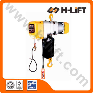 Electric Chain Hoist with Overload Protection (Low Noise) pictures & photos