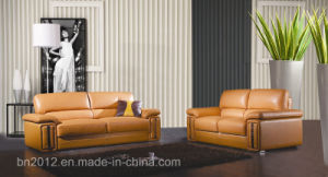 Special Classical Leather Sofa (S-2995) pictures & photos