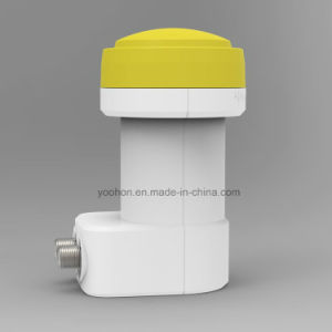 New Design Ku Band Twin Output LNB with Ce Certificate pictures & photos
