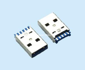 USB3.0 Connector with Micro Female B Type DIP for Molex pictures & photos