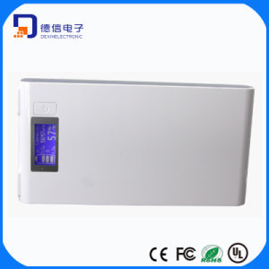 10000mAh High Quality LCD Li-Polymer Portable Power pictures & photos