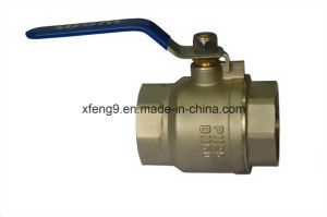 Dn50pn25 Female Brass Ball Valve pictures & photos