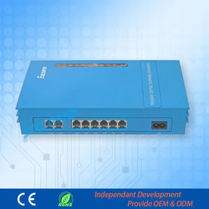Pabx Telephone System 2 Co Line 6 Extensions Office Intercom Telephone Exchange pictures & photos