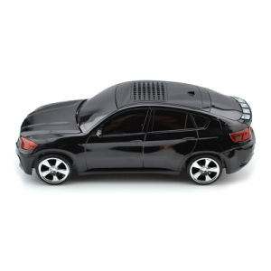 Cool Style Big BMW X6 USB Bluetooth Speaker with LCD