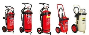 Factory Supply Wheeled CO2 Fire Extinguisher with Nice Price pictures & photos