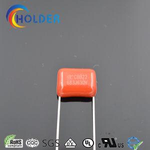 Cbb22 683j/630V P=10 Polypropylene Film Capacitor Cbb Series pictures & photos