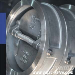 Inconel/Ss316 Spring Dual Plate Wafer Check Valve pictures & photos