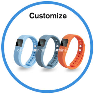 Custom Fitbit Watch Smart Bracelet pictures & photos