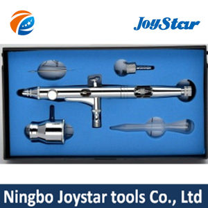 0.2mm Dual-Action Airbrush for Makeup, Tattoo, Hobby AB-202 pictures & photos