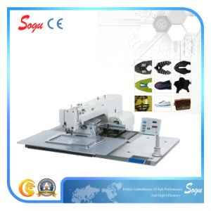 Xs0330 Computer Sewing Embroidery Machine for Shoe Industry pictures & photos