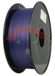 Well Coiled ABS 3.0mm Galaxy Blue 3D Filament pictures & photos