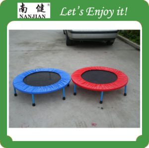 Mini Folding Indoor Trampoline Park with Handlebar pictures & photos