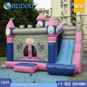 Popular Inflatable Frozen Princess Jumping Bouncy Castle Inflatable Bouncer pictures & photos