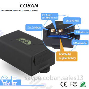 Long Battery Life GPS Tracker for Cargo Vehicles GPS104 GPS Tracking System with Free Android APP pictures & photos