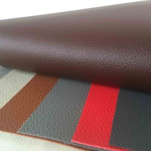 Chihom Comfortable Versatile PU Synthetic Leather for Sofa and Car Seat pictures & photos