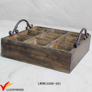 Used Alike Vintage Wooden Wine Crate pictures & photos