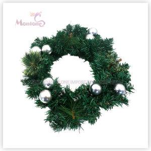 Dia38 X-Mas Pendant Ornaments Artificial Christmas Wreath pictures & photos