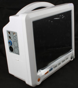China Factory 12 Inch Multi-Parameter Patient Monitor pictures & photos