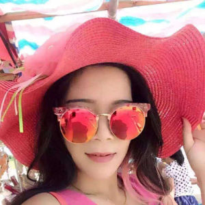 New Fashion Quality Ladies Handmade Acetate Sunglasses pictures & photos