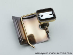 Toilet Paper Holder in Bronze Finish pictures & photos