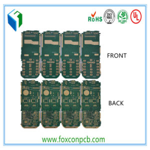 1-8 Layer Customized Mobile Phone Immersion Gold PCB Board