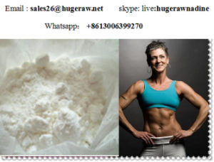 High Purity Steroid Progestogen Sex Hormone Powde Progesterone pictures & photos
