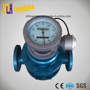 Explosion-Proof Oval Gear Flow Sensor (JH-OGFM-SS) pictures & photos