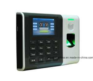 Biometric Time Attendance with TFT Color Display (GT100) pictures & photos