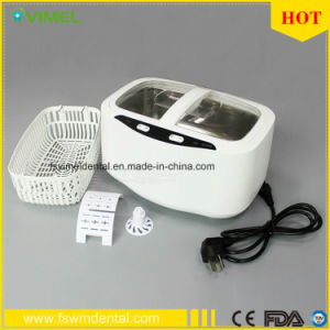 Digital 2.5L Ultrasonic Cleaner of Dental Hospital Medical Equipment pictures & photos