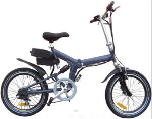 20 Inch 36V 250W Folding Electric Bike pictures & photos
