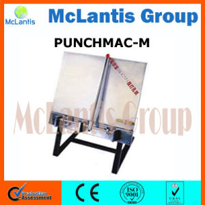 Manual Plate Punch Machine pictures & photos