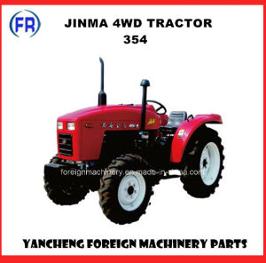 Jinma 4 Wheel Derive Tractor 354 pictures & photos