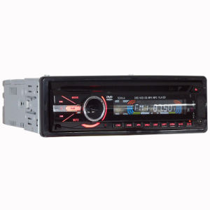 One DIN Fixed Panel Car DVD Player Ts-6018d pictures & photos