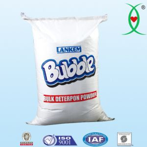 Bulk Laundry Washing Powder Packed in 25kg Woven Bags pictures & photos
