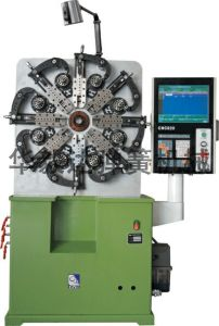 Efficient Multi-Functional CNC Computer Spring Machine with Three Axis pictures & photos