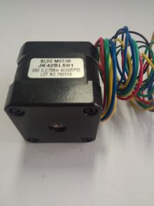 24V 3000rpm Brushless DC Motor pictures & photos
