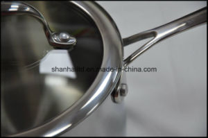All-Clad Stainless Steel Cookware Set pictures & photos